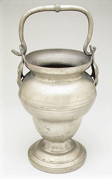 Holy water vessel (Aspersorium)