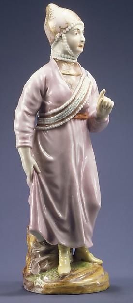 Kazan Tartar Woman