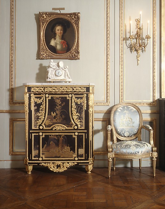 Grand Salon from the Hôtel de Tessé