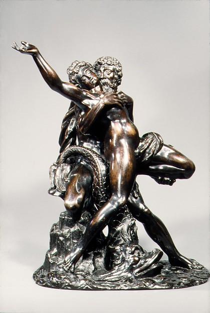 Neptune and Caenis