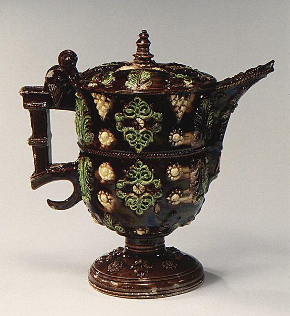 Rosewater jug