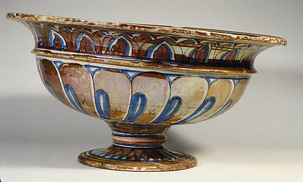 Bowl with Saint Nicholas of Tolentino