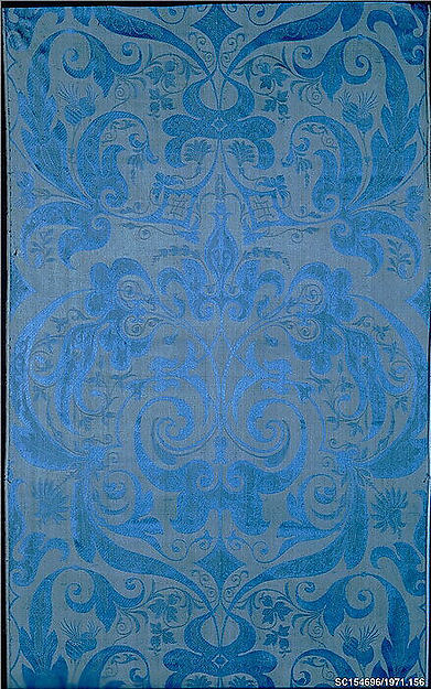 Length of furnishing fabric