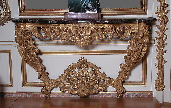 Console table (one of a pair)