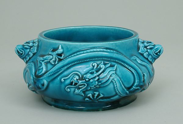 """Bleu de Deck"" bowl"