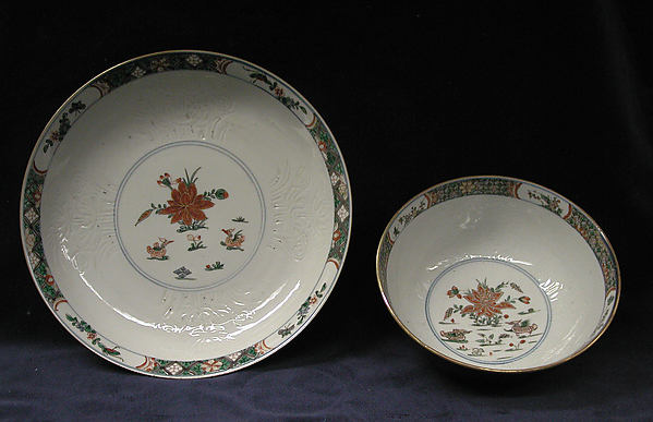 Bowl and dish