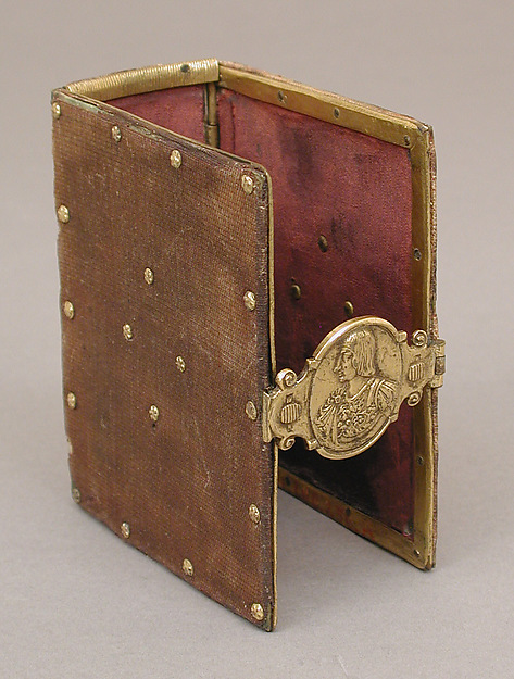 Frame in the form of a book