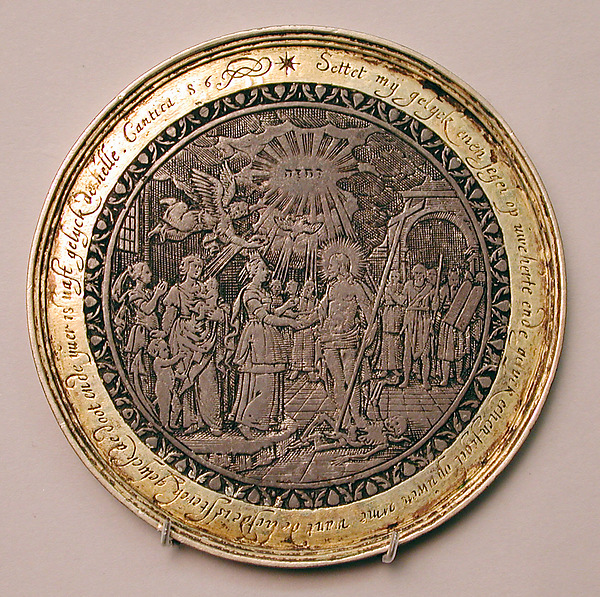 Wedding medallion