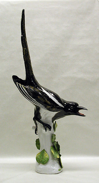 Magpie (one of a pair)