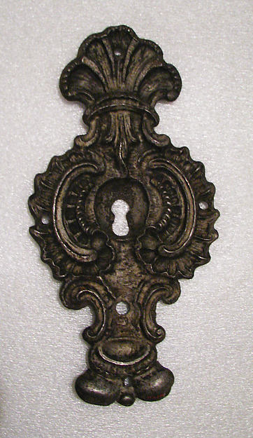 Escutcheon of lock