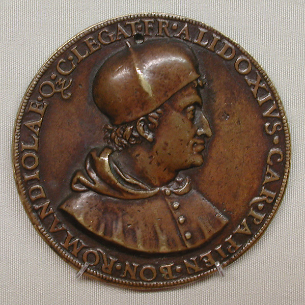Cardinal Francesco degli Alidosi