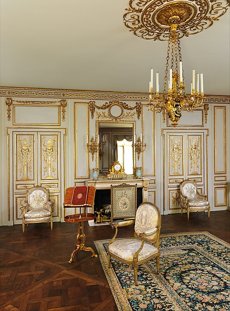 Boiserie from the Htel de Cabris