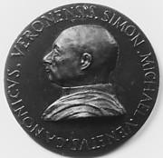 Simone Michieli, Canon of Verona (1498–1535)
