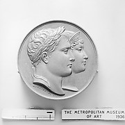 Medal commemorating the birth of the King of Rome (1811–1832)