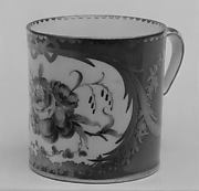 Cup (Gobelet litron) (one of nine) (part of a a service)