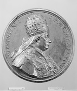 Pope Clement XI (Giovanni Francesco Albani, b. 1649-1721, Pope 1700-21)