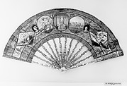 Wedding (or betrothal) fan