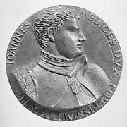 Giovanni de'Medici della Bande Nere (1498-1526), a Celebrated Condottiere, and Father of Cosimo I