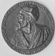 Paolo Giovio, Historian and Prelate, Bishop of Nocera (d. 1552)