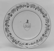 Soup dish (part of a service)