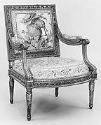 Armchair (part of a set )