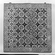 Panel of tiles