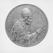 Clement XII (Lorenzo Corsini, 1652–1740, Pope 1730–60)