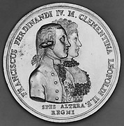 Francis Ferdinand IV and Clementina