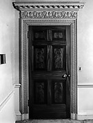 Doorway (one of a pair)