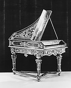 Harpsichord (part of a set)