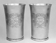 Pair of beakers