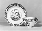 Teacup (part of a service)