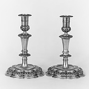 Candlestick (part of a set of four)
