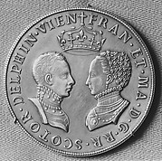 Marriage of the Francis II with Mary Queen of Scots