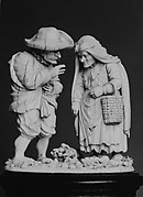 Old Peasant Couple