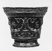 Renaissance-style mortar