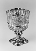 Cup with scenes from the New Testament (one of a pair)