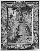 Cleopatra Asked to Pay Tribute to Rome from a set of The Story of Antony and Cleopatra