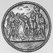 Sacrifice of Iphigenia (?)
