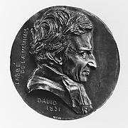 L'Abbé (Felicité Robert) de Lamennais (1782–1854), French ecclesiastic and theorist