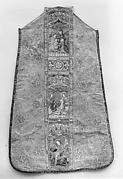 Chasuble back