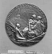 The Gift of the Bartholdi Statue of Liberty by the French to the American Republic, 1886