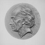 John Frederick Blumenbach (1752-1841), German physician and physiologist.