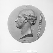 George Canning (1770-1827), British conservative statesman.