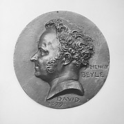 "Marie Henry Beyle (1783-1842), French novelist and critic, better known by his nom de plume ""De Stendhal""."