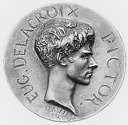 Ferdinand Victor Eugène Delacroix (1799-1863)