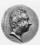 Gioachino Rossini (1792-1868), Italian composer.