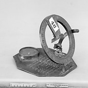 Portable equatorial or equinoctical sundial
