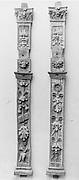Pair of pilasters