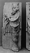 Caryatid (one of a pair)